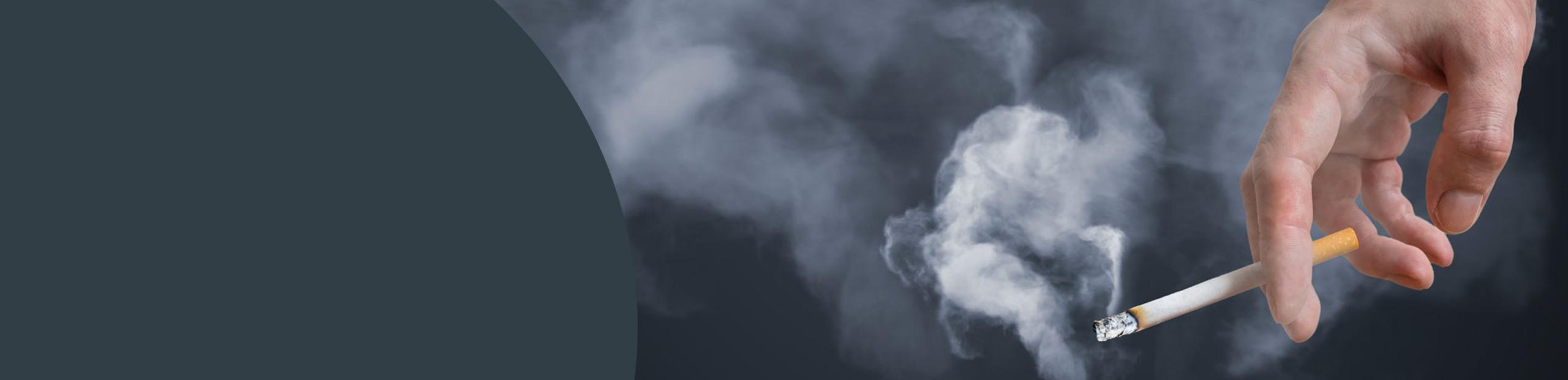 Cigarette Smoke Removal Banner
