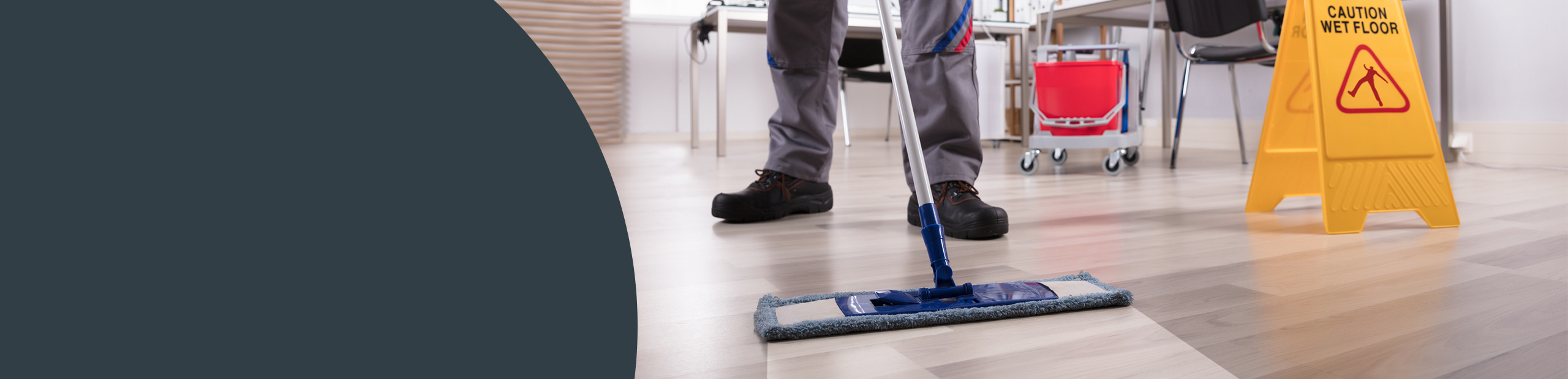 Commercial Cleaning Camden