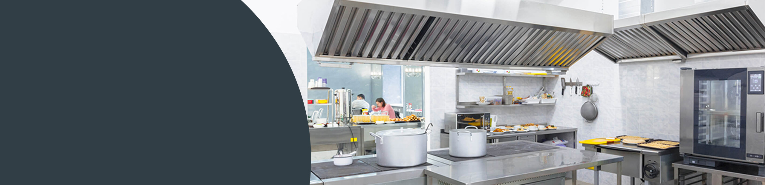 Commercial Kitchen Cleaning London Image