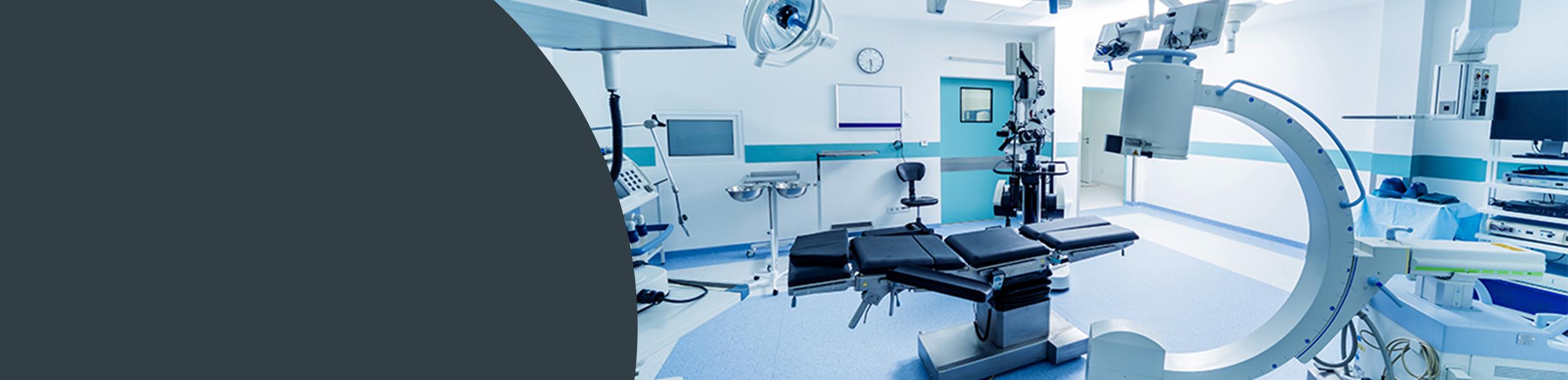 Coronavirus Decontamination Hospitals