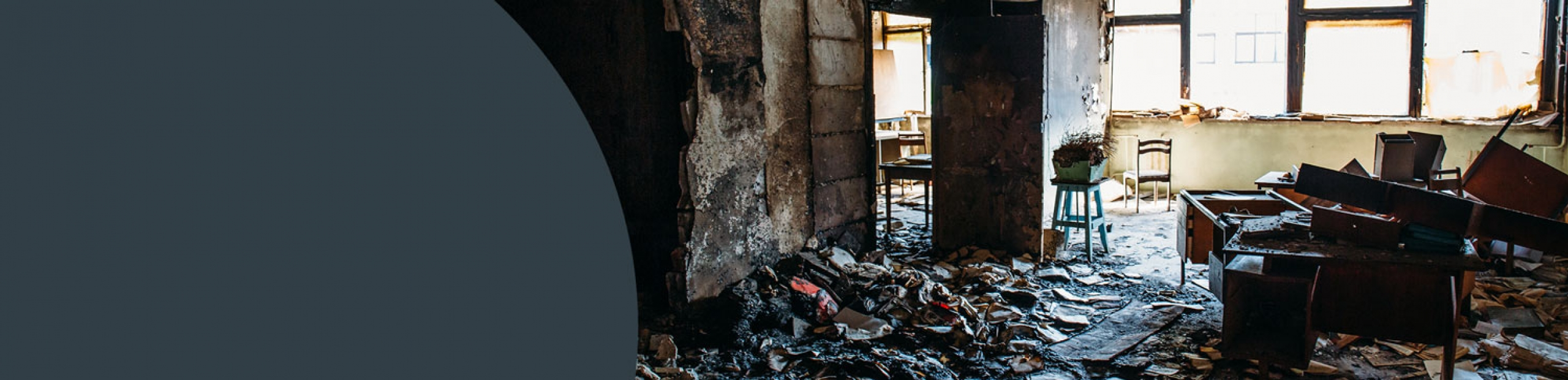 Fire Damage Cleaning Barnet