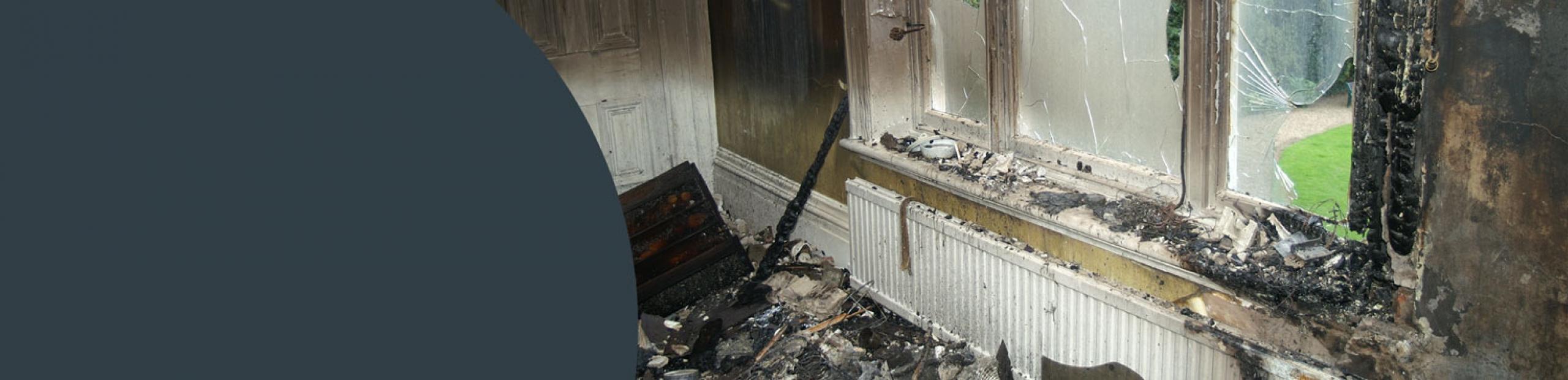 Fire Damage Restoration Ealing