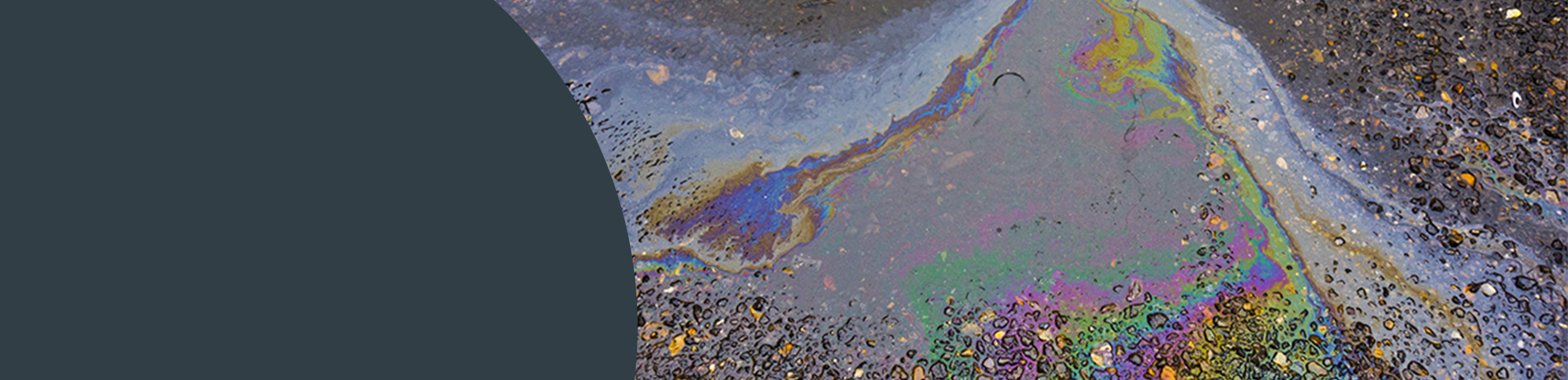 Gasoline Oil Spill Cleaning