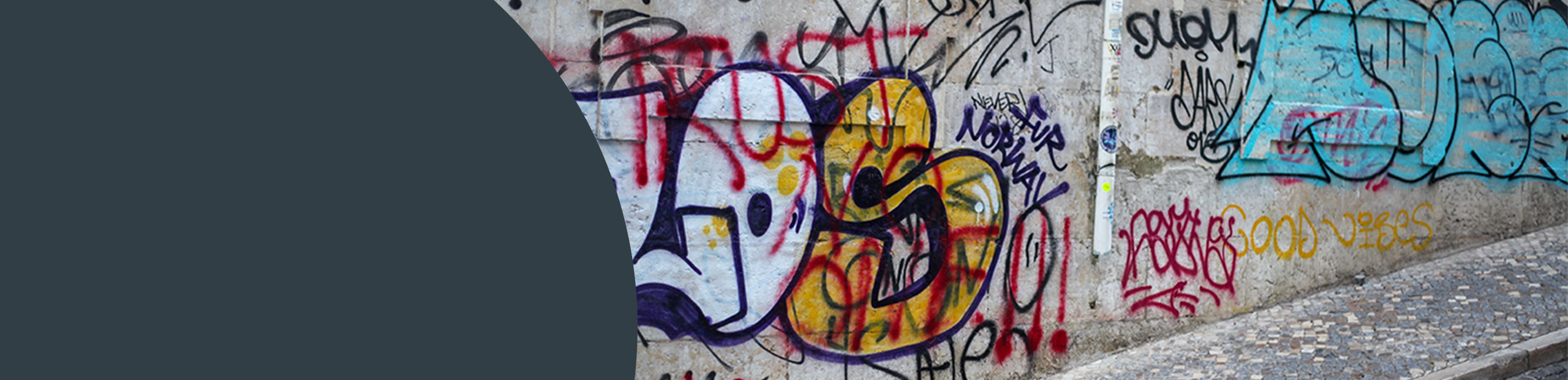 Graffiti Removal West Sussex