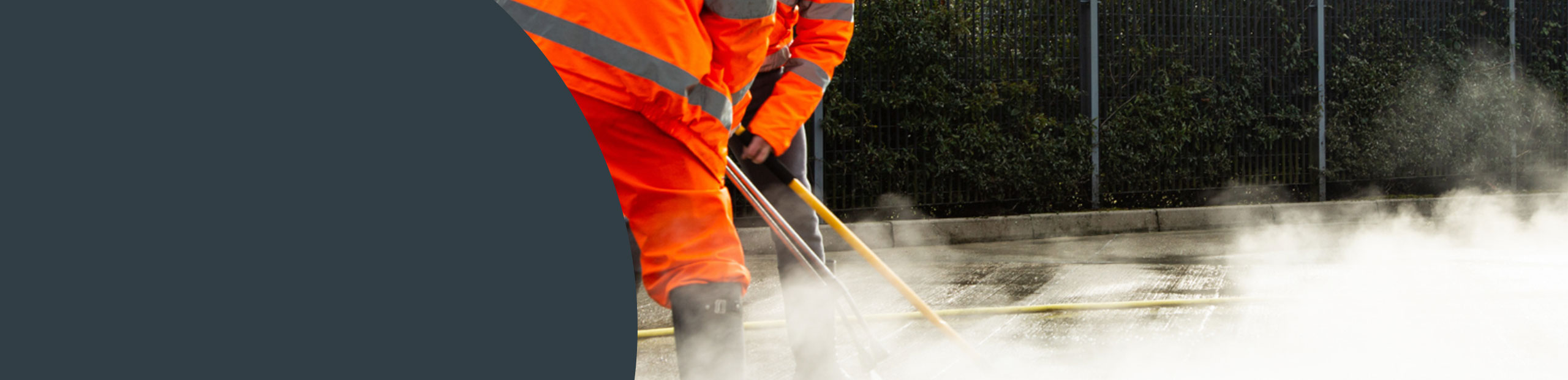 Industrial Cleaning Kent