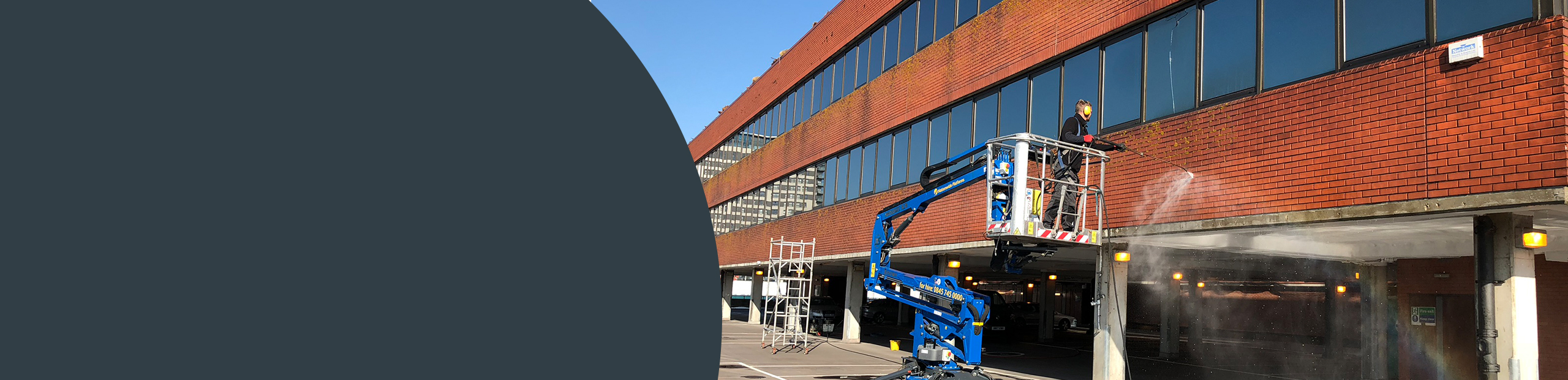 Industrial Cleaning Slough