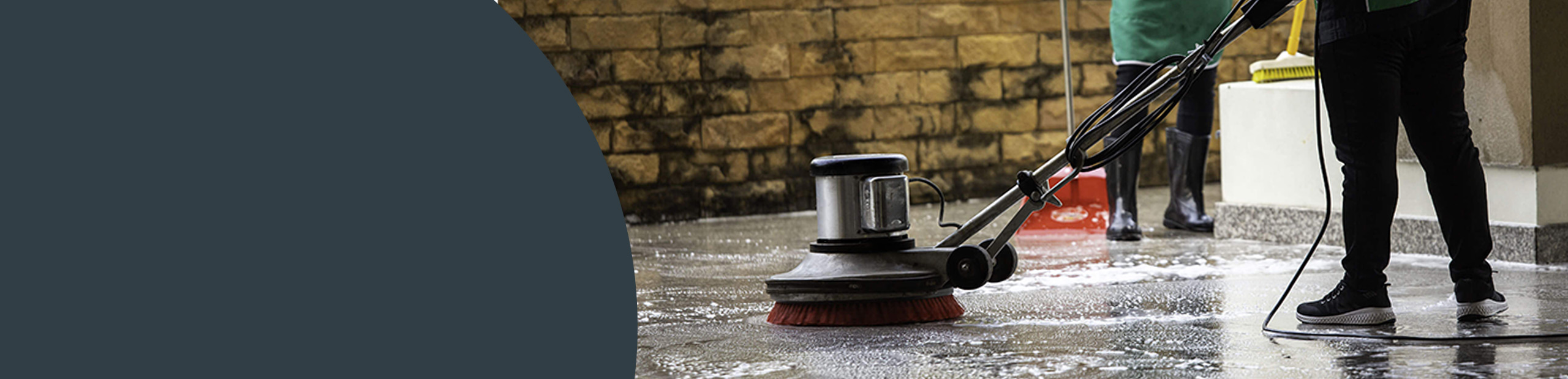 Industrial Floor Cleaning London