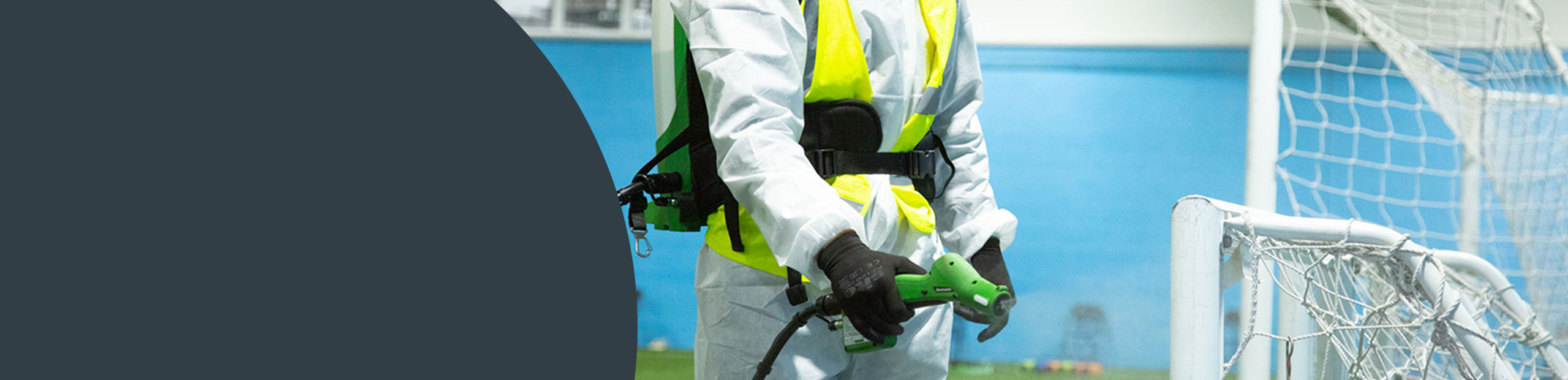 London Stadium Cleaning
