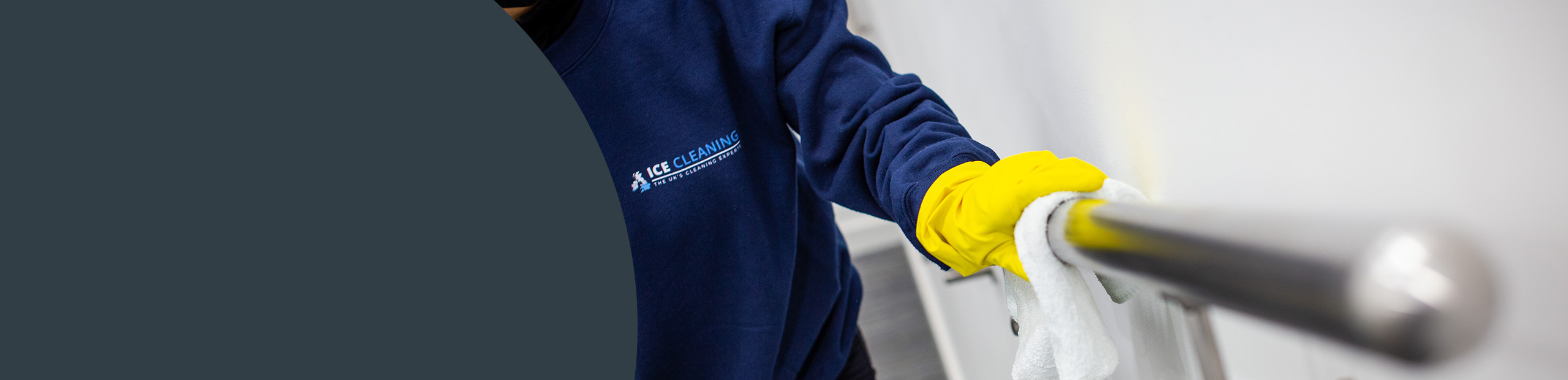 Retail & Leisure Cleaning Banner