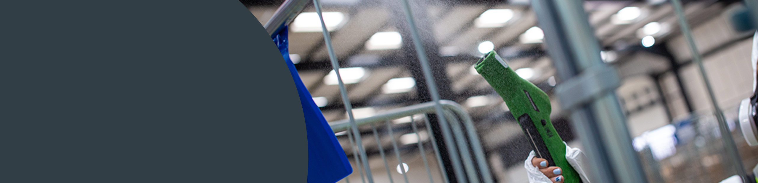 Warehouse cleaning London