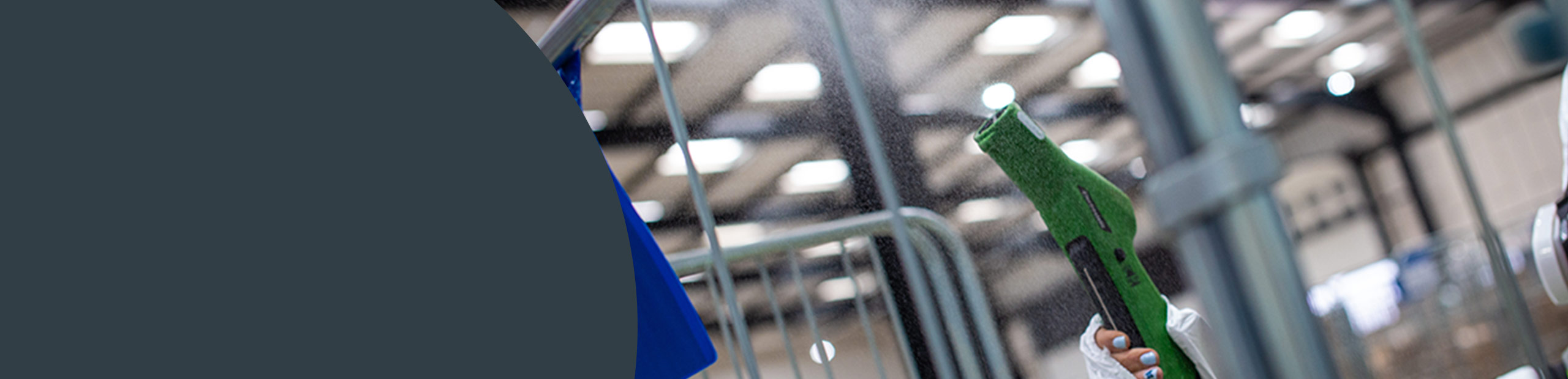 Warehouse Cleaning Surrey
