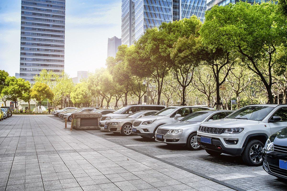 Outdoor Carpark